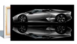 Leinwandbild 80x40cm Motiv: