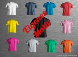 T-Shirt Eigenes Motiv