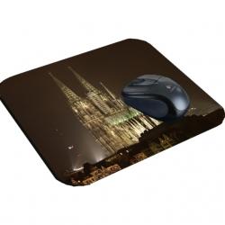 Ihr Foto auf Mousepads, rechteckig, 24x19cm