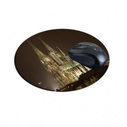 Ihr Foto auf Mousepads, rund, Ø 20cm