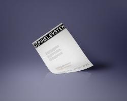 75 Stück 100g/qm Leinenstrukturpapier, hochwertiger Qualitätsdruck DIN A4