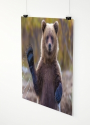 Ihr Foto als Poster 80x160cm (hoch) // 160x80cm (quer)
