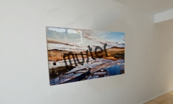 Ihr Foto auf Acrylglas 28x21cm