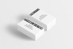 25 Visitenkarten 85x55mm (quer/hoch)