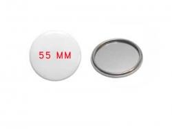 Buttons mit Spiegel (Ø 55mm)